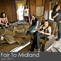 Fair To Midland Session - July 2011