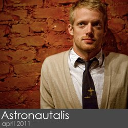 Astronautalis Session - April 2011