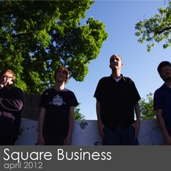 Square Business - April 2012