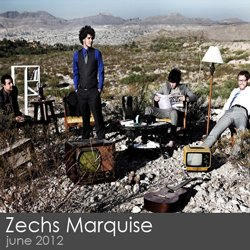 Zechs Marquise (At The Drive-In / Mars Volta / Omar Rodriguez Lopez - June 2012