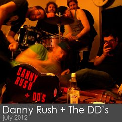 Danny Rush and the Designated Drivers - July 2012