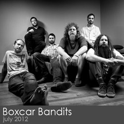 Boxcar Bandits - July 2012
