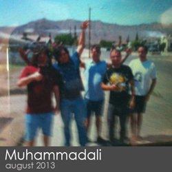 Muhammadali - August 2013