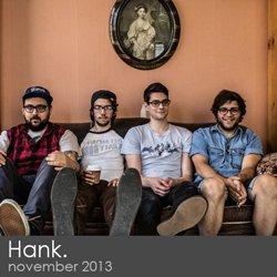 Hank. - November 2013