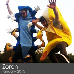 Zorch - January 2013