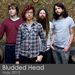Bludded Head - May 2013