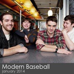 Modern Baseball - January 2014