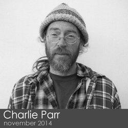 Charlie Parr - November 2014